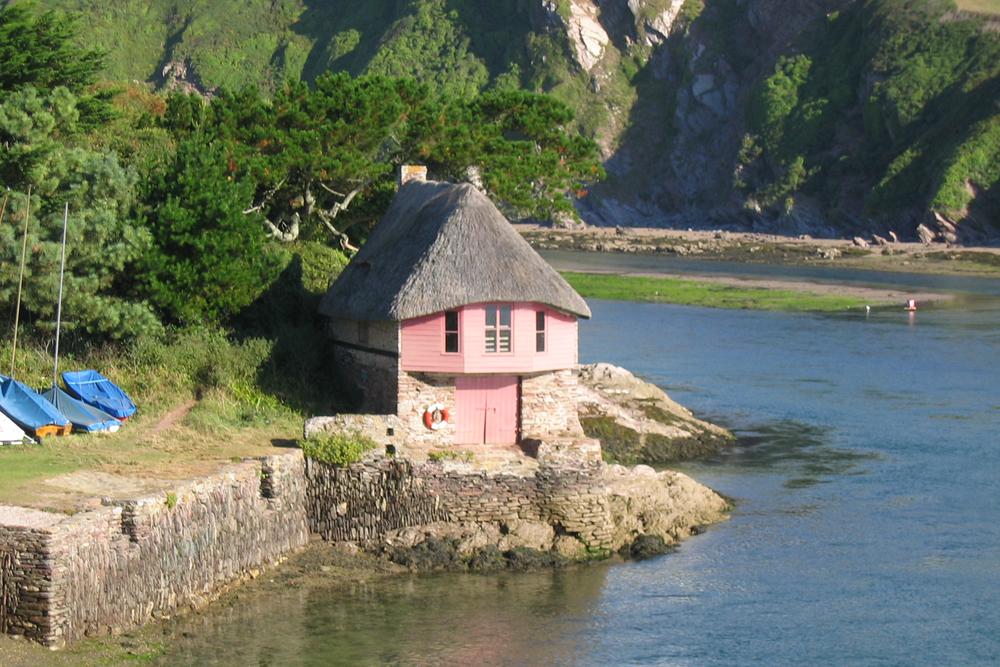 The Boathouse, Jenkins Quay, Bantham